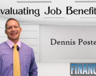 Evaluating Job Benefits