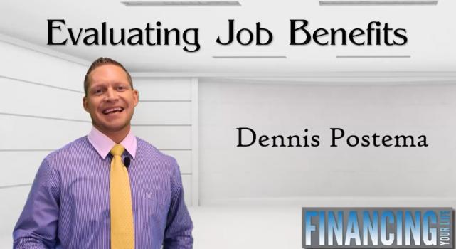 Evaluating Job Benefits