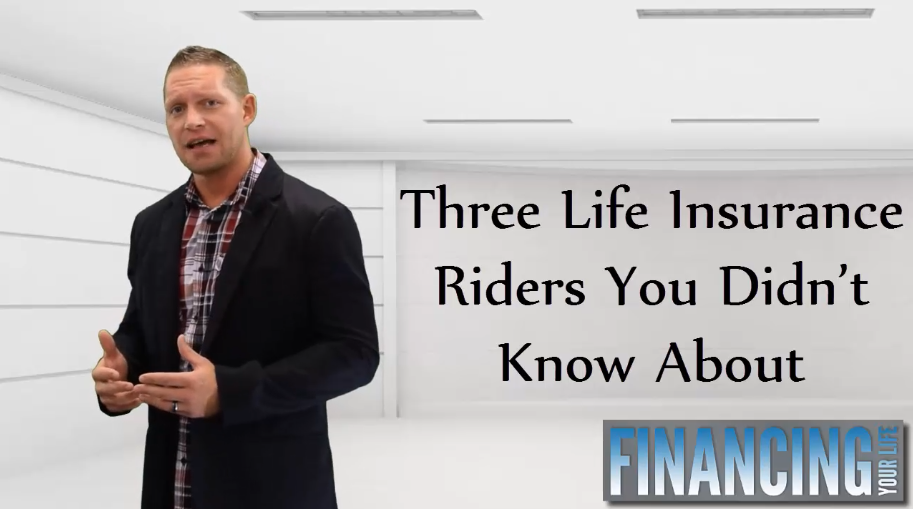 Three Life Insurance Riders You Didn't Know About